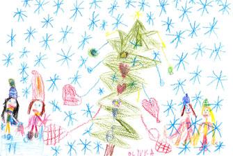 Vianočná besiedka